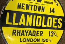 AA ROAD SIGNS / Visit our website to see our full range of automobilia. Stock changes regularly, so check back for new products: http://mattsautomobilia.co.uk/new
