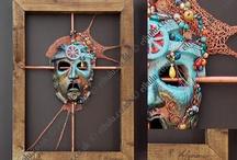 Ethnic Masks