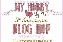 Blog Hop 5o Aniversario