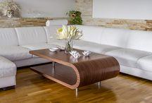 Bewood furniture / Nábytek