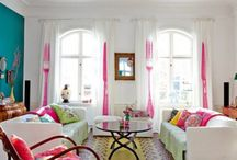 Colorful apartment / by Marcia McKenzie