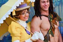Ensaio Fotográfico Tarzan e Jane