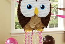 Have a Hoot Party Ideas