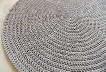 okrągłe dywany