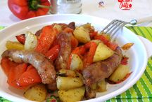 salsica italské klobasy