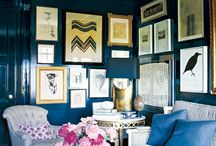 Navy Blue / by Kimberly Grigg