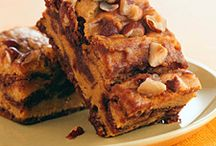 Pumpkin and other fall desserts