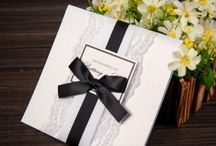 Wedding Invitations / Find nice wedding invitations and wedding cards, each one can be customized for your unique wedding.
