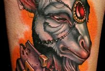 Tattoo art x