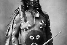indiens d'Amérique