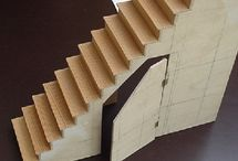 Dollhouse Stairs