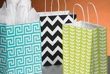 Chevron Chic / Be on trend with chevron zig zag designs! Shop from retail packaging from bold to shabby chic!  www.actionbag.com/category.aspx?c=15001 / by ActionBag