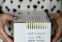 Happy New Year / Die schönsten Ideen rund um den schönsten Neuanfang in jedem Jahr.
