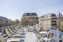 """lieux """"capitale"""" / tous les endroits découverts à Paris que je vous recommande."""