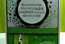 Blessings / by There She Goes Clear Stamps