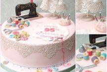 tortas costura