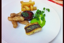 Competition Dishes