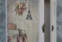Theo / Decoupage Handmade Art