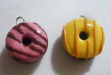 clay charms / by Marissa P