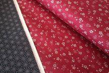 Traditional Japanese fabrics