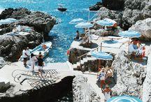 La Fontelina, Capri/Itália