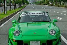 :: Porsche RWB ~ / by Eduardo Godoi