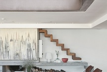 INTERIOR: STAIRCASE / A collection of staircases