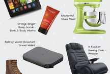 Holiday Gift Guide / Stumped on what to buy for the men and women in your life this holiday season? Check out our holiday gift suggestions for some inspiration!