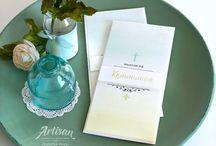 Kommunion und Konfirmation