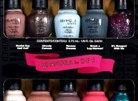 Nail polish I own / by Laura Lysager