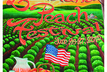 Louisiana Peach Festival / Held the forth weekend in June every year! Join us for live music, arts + crafts, antique car show, kids activities, and of course, the country's sweetest peaches!
