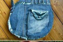 dyi jeans