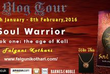 Soul Warrior by Falguni Kothari / http://www.falgunikothari.com/age-of-kali.php / by The Book Club