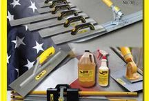 Gator Tools / Intermountain Concrete Specialties carries Gator Concrete Tools, built tough like the people who use them.