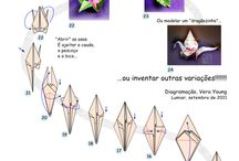 Origami / Fold all the paper!!