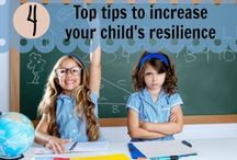 resilience & grit / tips on how to raise resilient​ kids