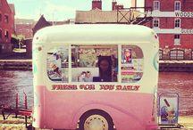 Food Trucks & Ice Cream Vans