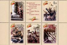 Stamps - like / postal stamps