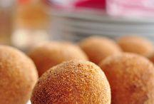 Cuban potato balls / Appetizer