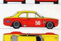 cars modell,plans