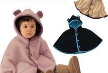moldes de ropa niño