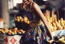 AFRICAN BEAUTY & FASHION / by Josephine Falletta Buono