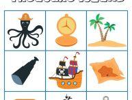 English for kids - Treasure Island