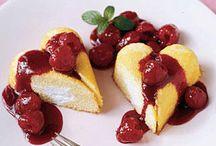 Valentine Desserts / by IcePhant