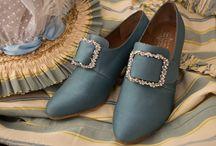 Shoes XVII, XVIII, XIX