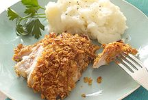 Food...Chicken& Fish Meals / by Stacy Pellicotte