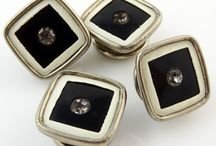 Collector's Corner: Men's Jewelry / Vintage men's jewelry from the first half of the 20th century.