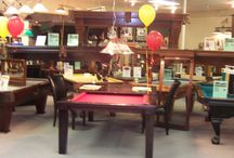 Gebhardts Showroom / Here are some pictures of items that you will see in our showrooms.