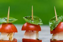 Party Food Ideas / Great food ideas for all types of parties and celebrations.