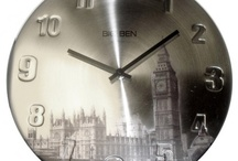 Clocks / by Pam Foster